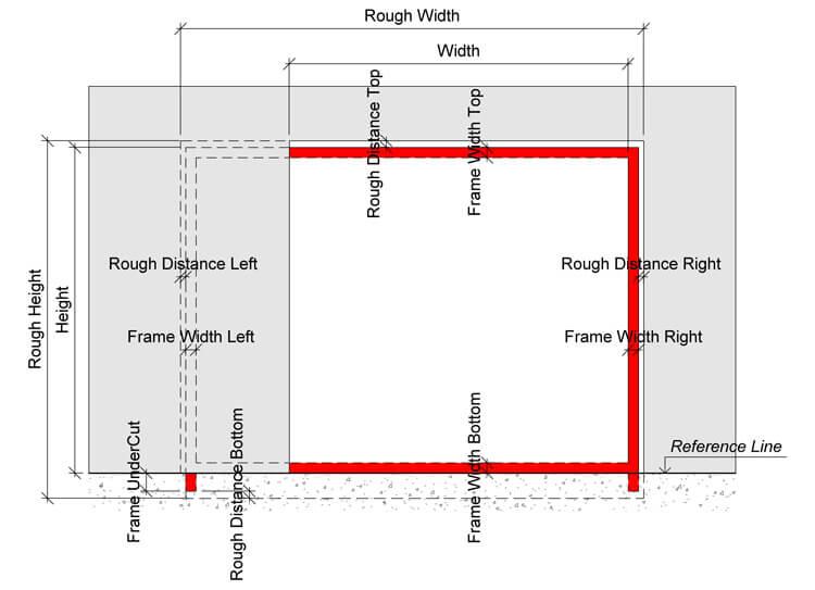 Elevation Frame (Single Pocket)